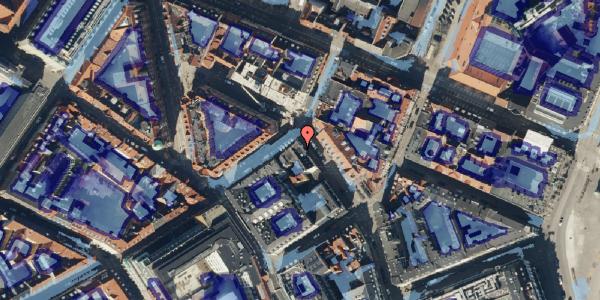 Ekstrem regn på Ny Østergade 15, 1. , 1101 København K