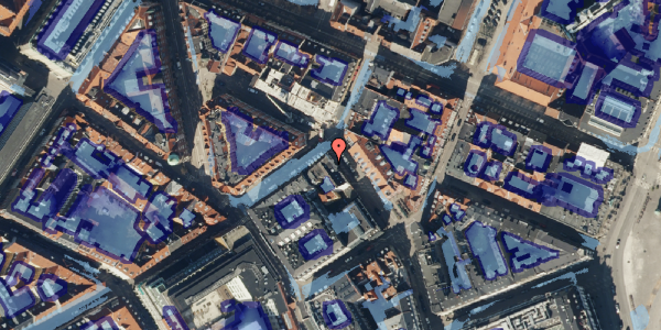 Ekstrem regn på Ny Østergade 15, 2. , 1101 København K