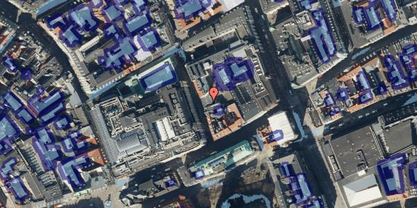 Ekstrem regn på Pilestræde 8, kl. , 1112 København K
