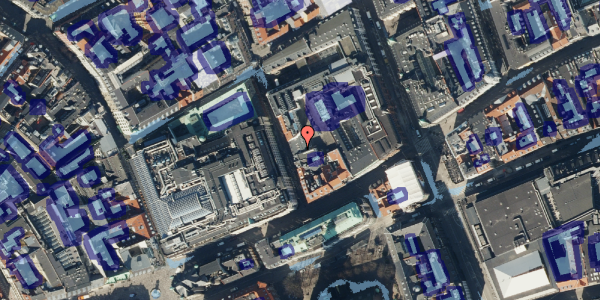 Ekstrem regn på Pilestræde 8, 2. th, 1112 København K