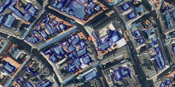 Ekstrem regn på Pilestræde 29, 3. th, 1112 København K