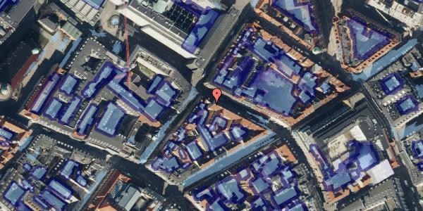 Ekstrem regn på Pilestræde 45, st. 2, 1112 København K