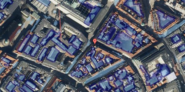 Ekstrem regn på Pilestræde 47, kl. , 1112 København K