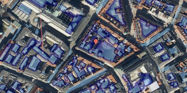 Ekstrem regn på Pilestræde 52D, st. , 1112 København K