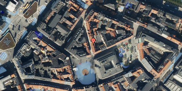 Ekstrem regn på Sankt Gertruds Stræde 4, 1. , 1129 København K