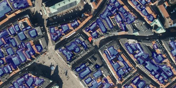 Ekstrem regn på Skoubogade 1, 3. , 1158 København K