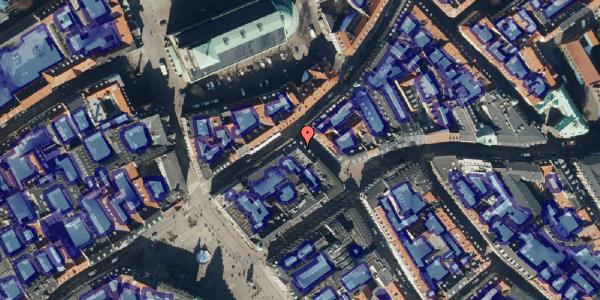Ekstrem regn på Skoubogade 5, kl. 2, 1158 København K