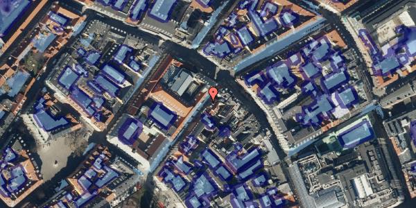 Ekstrem regn på Valkendorfsgade 3, kl. , 1151 København K
