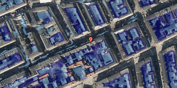 Ekstrem regn på Willemoesgade 28, 5. , 2100 København Ø
