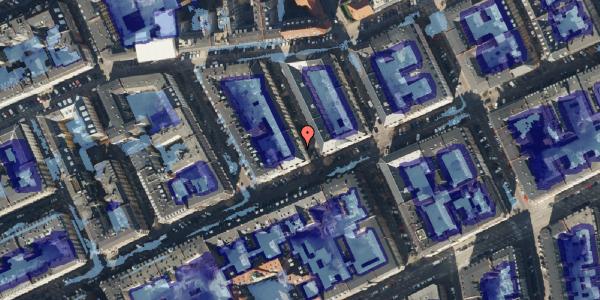 Ekstrem regn på Willemoesgade 33, 3. tv, 2100 København Ø