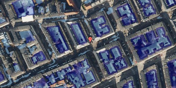 Ekstrem regn på Willemoesgade 37, st. , 2100 København Ø