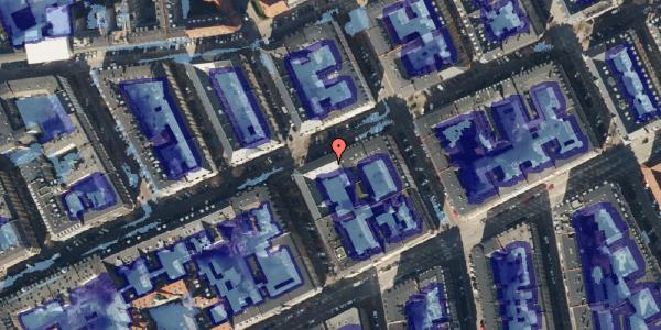 Ekstrem regn på Willemoesgade 44, st. 3, 2100 København Ø