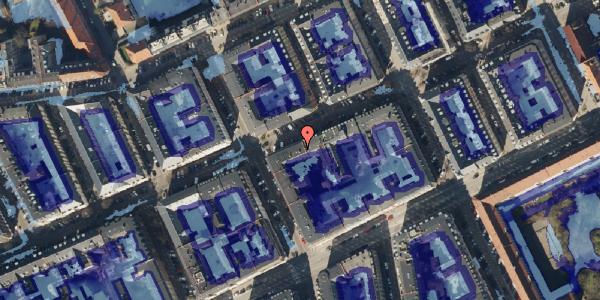 Ekstrem regn på Willemoesgade 52, kl. tv, 2100 København Ø