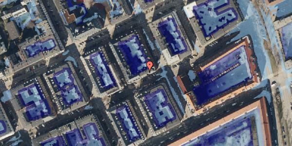Ekstrem regn på Willemoesgade 77, st. th, 2100 København Ø