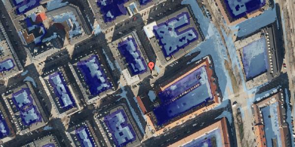 Ekstrem regn på Willemoesgade 83, st. tv, 2100 København Ø