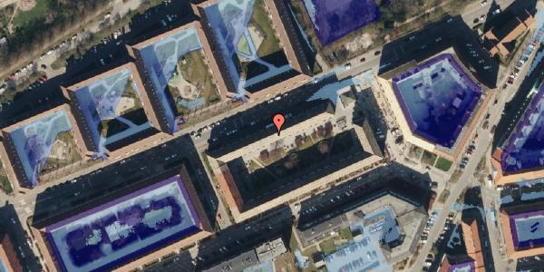 Ekstrem regn på Vognmandsmarken 62, st. th, 2100 København Ø