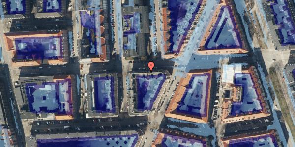 Ekstrem regn på Vordingborggade 34, st. th, 2100 København Ø