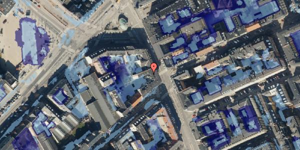 Ekstrem regn på Østerbrogade 25, 2. , 2100 København Ø