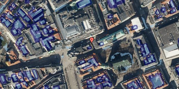 Ekstrem regn på Østergade 57, 4. , 1100 København K