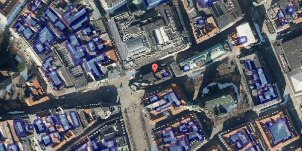 Ekstrem regn på Østergade 61, st. 4, 1100 København K