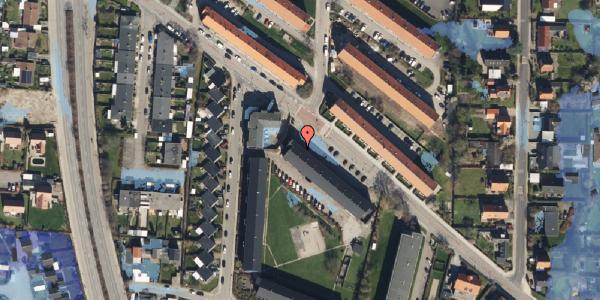 Ekstrem regn på Brøndbyvestervej 10, 2. q, 2600 Glostrup