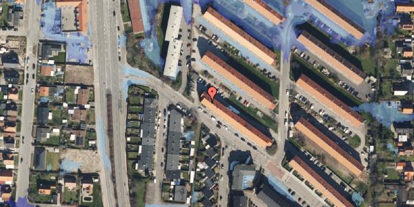 Ekstrem regn på Brøndbyvestervej 21, 1. mf, 2600 Glostrup