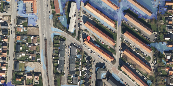 Ekstrem regn på Brøndbyvestervej 21, 2. th, 2600 Glostrup