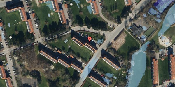 Ekstrem regn på Arnold Nielsens Boulevard 14, 3. th, 2650 Hvidovre