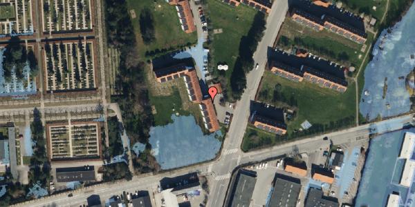 Ekstrem regn på Arnold Nielsens Boulevard 38, 1. tv, 2650 Hvidovre