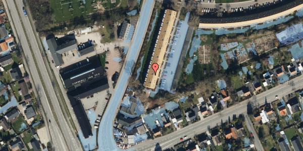 Ekstrem regn på Arnold Nielsens Boulevard 175, 1. tv, 2650 Hvidovre