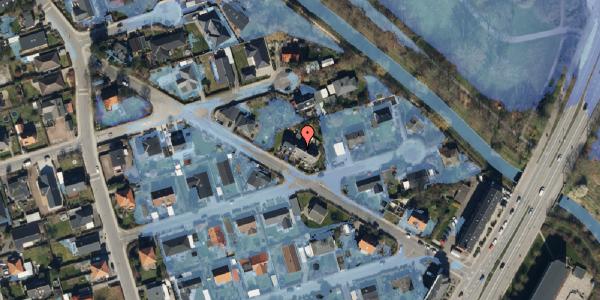 Ekstrem regn på Asminderødvej 6B, 2650 Hvidovre