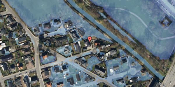 Ekstrem regn på Asminderødvej 16, 2650 Hvidovre