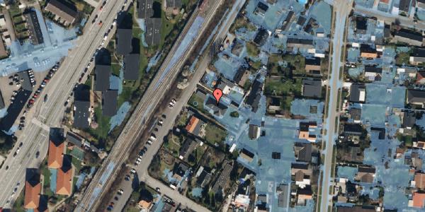 Ekstrem regn på Beringgårdsvej 13, 2650 Hvidovre