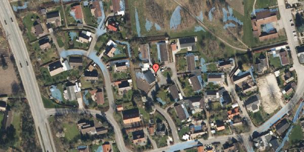 Ekstrem regn på Bybakken 5, 2625 Vallensbæk