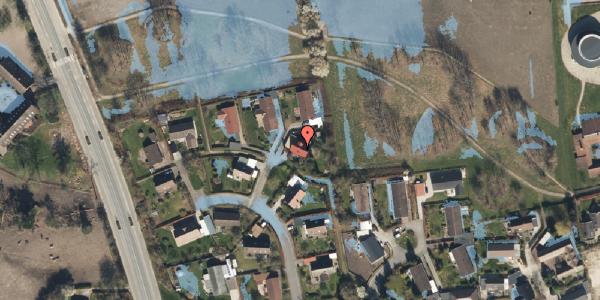 Ekstrem regn på Bysvinget 8, 2625 Vallensbæk