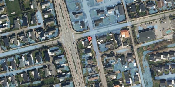 Ekstrem regn på Pilehavevænge 2, 2625 Vallensbæk