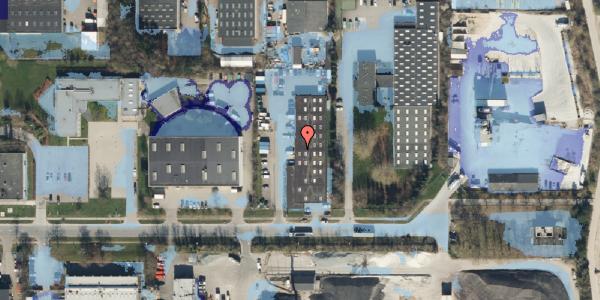 Ekstrem regn på Ejby Industrivej 28C, 2600 Glostrup