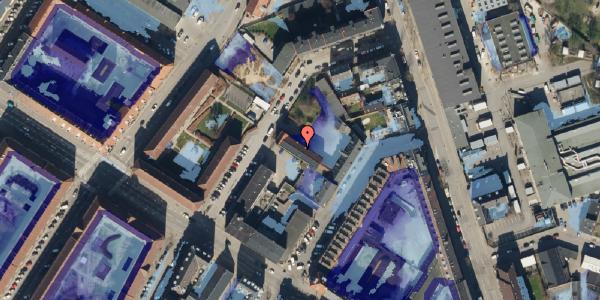 Ekstrem regn på Brofogedvej 8, 2400 København NV