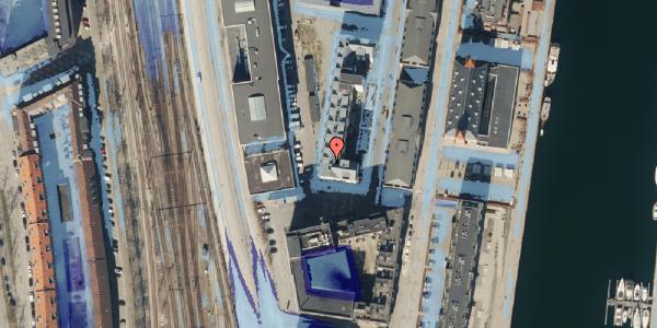 Ekstrem regn på Amerika Plads 4A, st. , 2100 København Ø