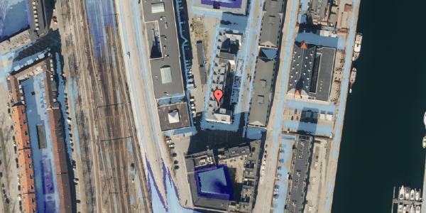 Ekstrem regn på Amerika Plads 4B, st. , 2100 København Ø