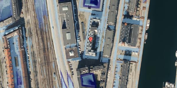 Ekstrem regn på Amerika Plads 6, 3. th, 2100 København Ø