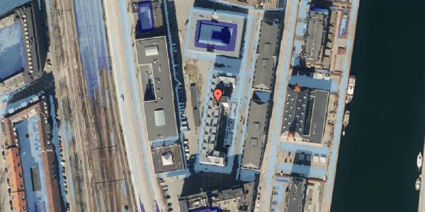 Ekstrem regn på Amerika Plads 8A, st. , 2100 København Ø