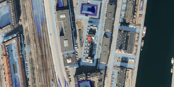 Ekstrem regn på Amerika Plads 8, 4. th, 2100 København Ø
