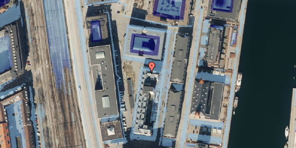 Ekstrem regn på Amerika Plads 12, 3. 1, 2100 København Ø