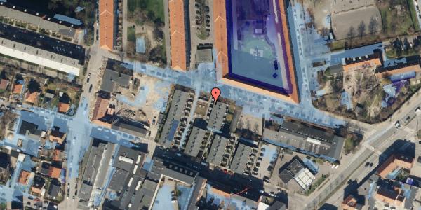 Ekstrem regn på Dortheavej 42, 1. 3, 2400 København NV