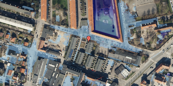 Ekstrem regn på Dortheavej 42, 1. 2, 2400 København NV