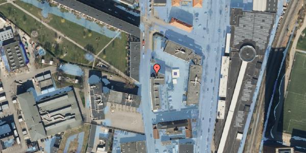 Ekstrem regn på Rebslagervej 10, st. 2, 2400 København NV