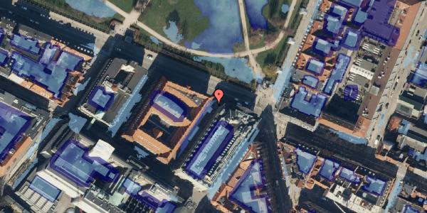 Ekstrem regn på Sjæleboderne 8, 1122 København K