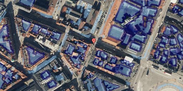 Ekstrem regn på Gothersgade 21A, kl. , 1123 København K