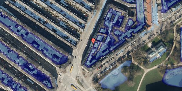 Ekstrem regn på Øster Farimagsgade 10C, st. , 2100 København Ø